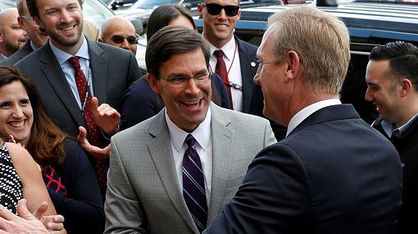 Shanahan'ın istifası sonrası atanan ABD'nin yeni Savunma Bakanı Vekili Mark Esper kimdir?