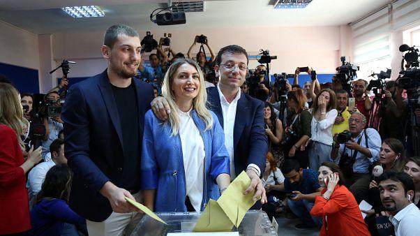 Imamoglu confía en volver a ganar en la repetición de las municipales de Estambul