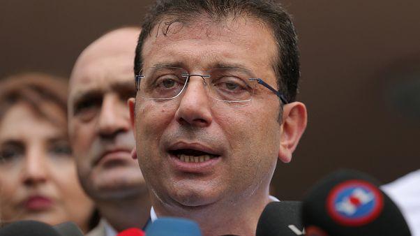 أكرم أوغلو الفائز برئاسة بلدية اسطنبول