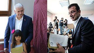 Yıldırım ile İmamoğlu arasında 'helalleşme' diyaloğu