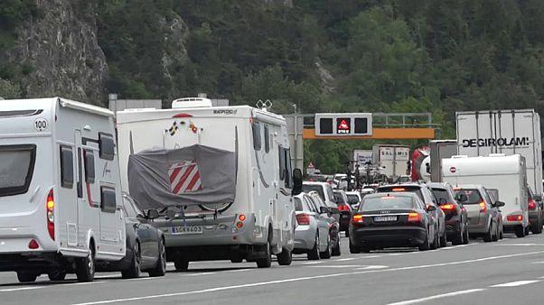 Tra Tirolo e Baviera è scontro sulla viabilità