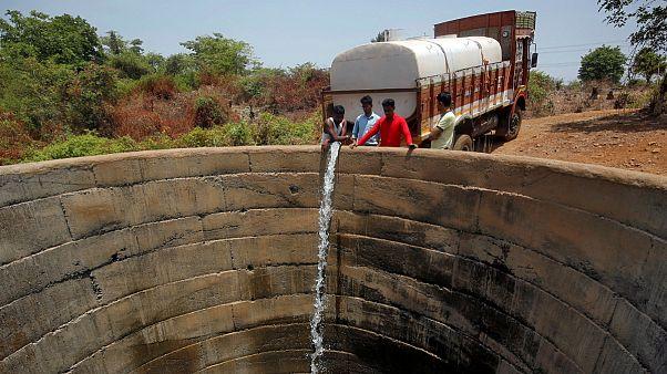600 millió embert érint a vízhiány Indiában
