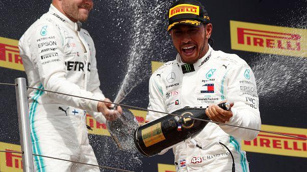 GP Γαλλίας: Απόλυτος κυρίαρχος ο Χάμιλτον