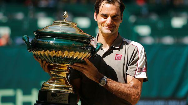 """Roger Federer e Feliciano López """"erbivori"""" ad Halle e al Queen's"""