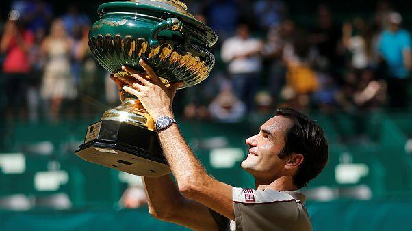 Новый рекорд Роджера Федерера