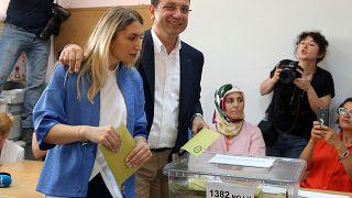 El opositor Imamoglu vence en la repetición de las elecciones a la alcaldía de Estambul
