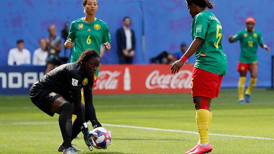 Women's World Cup - Round of 16 - England v Cameroon