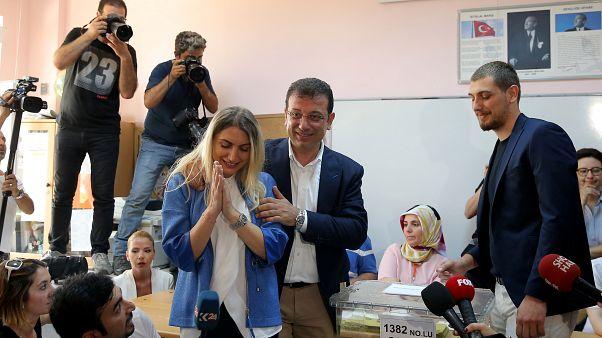 Fotoğraf galerisi: İstanbul 23 Haziran seçimlerinden ilginç kareler