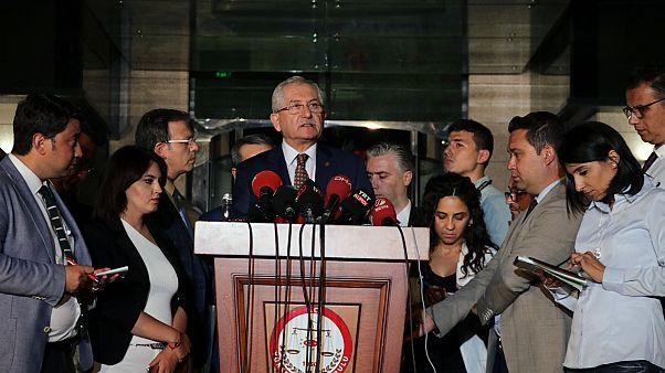 YSK Başkanı Sadi Güven: İtiraz süreçleri bittiğinde, mazbata hak edene teslim edilecektir