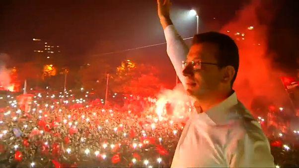 Oposição confirma conquista do poder em Istambul
