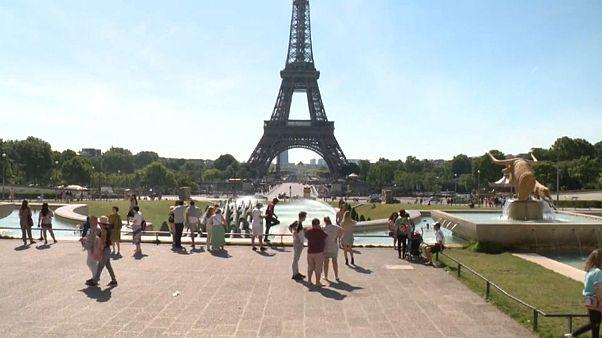 Rengeteg intézkedés a hőhullám miatt Párizsban