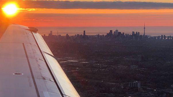 Blamage für Air Canada: Schlafende Frau im Flugzeug vergessen
