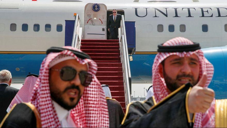 تلاش آمریکا برای تشکیل ائتلاف علیه ایران؛ پمپئو به عربستان و امارات رفت