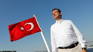 Ekrem Imamoglu, le nouveau maire d'Istanbul.