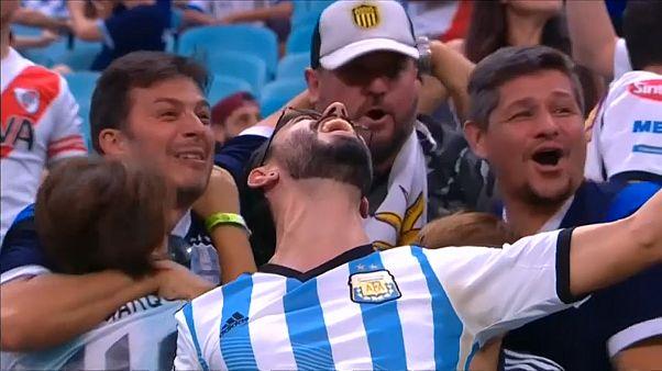 Argentinien im Viertelfinale der Copa América