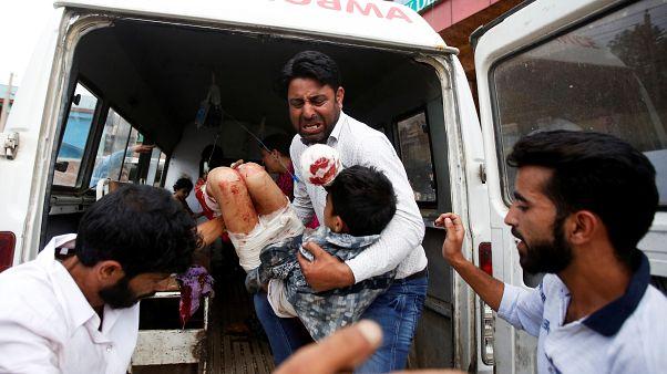 Ινδία: 14 νεκροί σε κατάρρευση τέντας