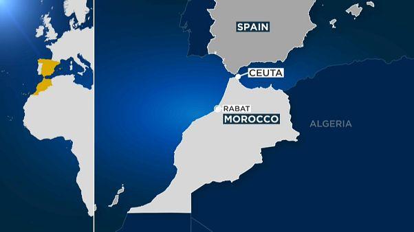 La policía española investiga un tiroteo contra una mezquita de Ceuta