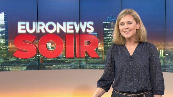 Euronews Soir : l'actualité du 24 juin 2019