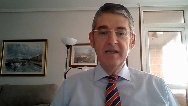 Santiago Aguilar, Presidente de la Asociación Española de Profesionales del Turismo