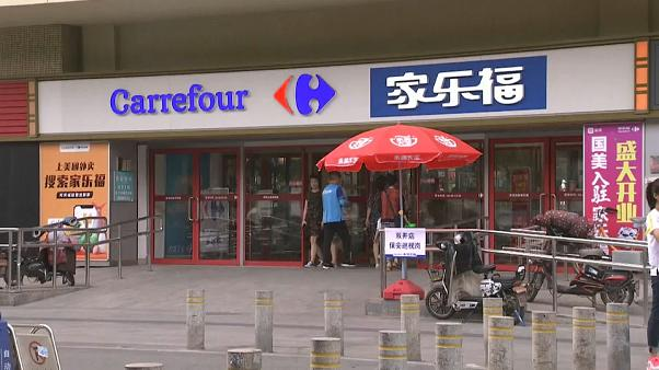 Suning.com adquire 80% das operações do Carrefour na China