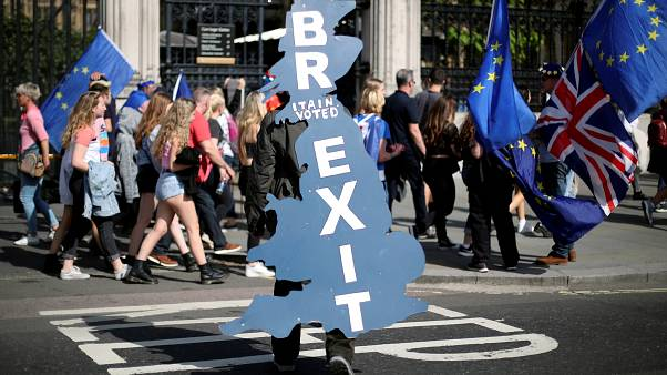"Enfermos del Brexit, en ""The Brief from Brussels"""