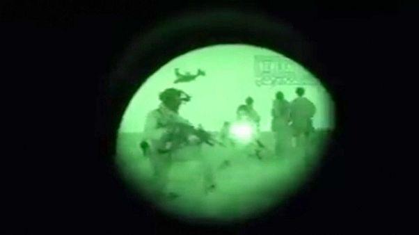 """شاهد: عملية للقوات العراقية الخاصة أسفرت عن مقتل 14 عنصراً من """"داعش"""""""