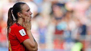 España dice adiós a la Copa del Mundo de fútbol femenino