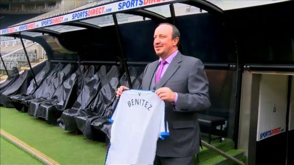 Rafael Benítez deja el Newcastle para emprender una nueva aventura deportiva