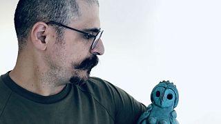 مجتبی رمزی، هنرمند مجسمهساز ایرانی