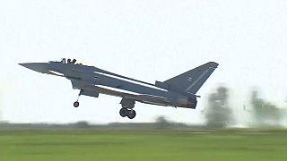 Alemanha: Piloto morre em colisão de dois Eurofighters