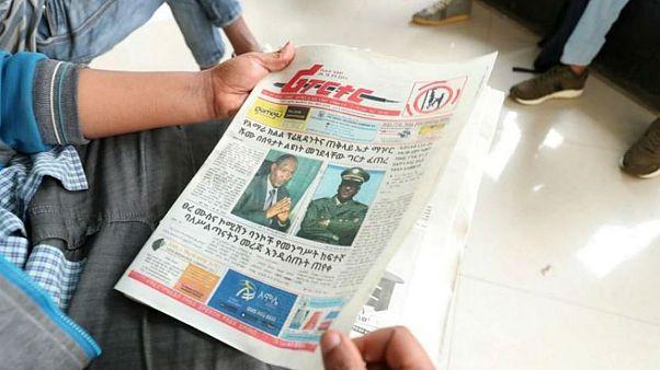 Etiyopya'da başarısız darbe girişiminden sorumlu tutulan General Tsige öldürüldü