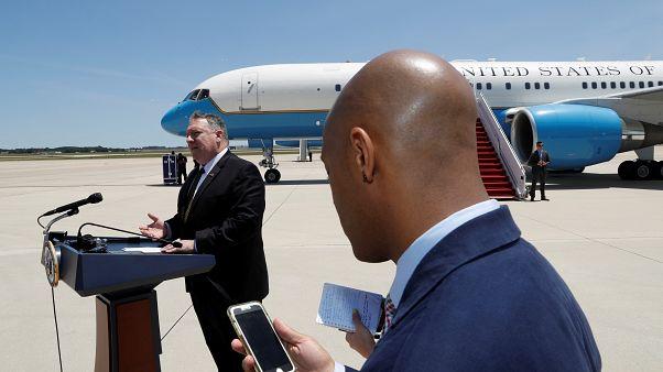 آمریکا، بریتانیا، عربستان و امارات درباره ایران بیانیه مشترک منتشر کردند