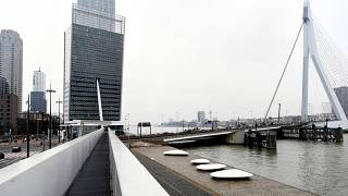 KPN headquarters in Rotterdam