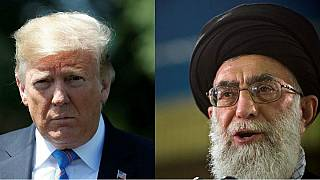 ABD Başkanı Donald Trump / İran lideri Ali Hamaney
