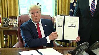 Estados Unidos anuncia nuevas sanciones contra Irán que afectarán directamente al líder supremo