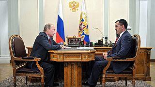 Глава Ингушетии Юнус-Бек Евкуров уходит в отставку
