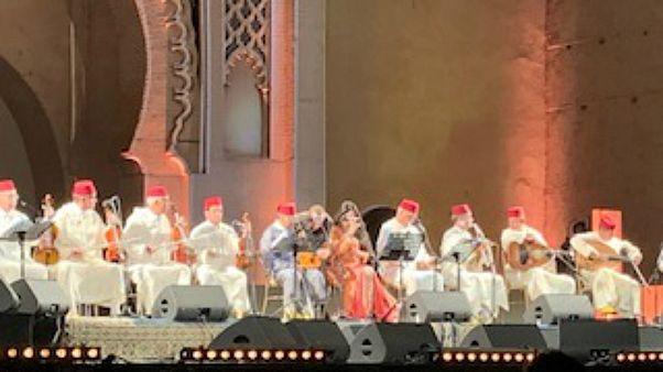 التسامح عنوان لمهرجان الموسيقى الروحية بمدينة فاس المغربية