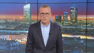 Euronews am Abend vom 24.06.2019