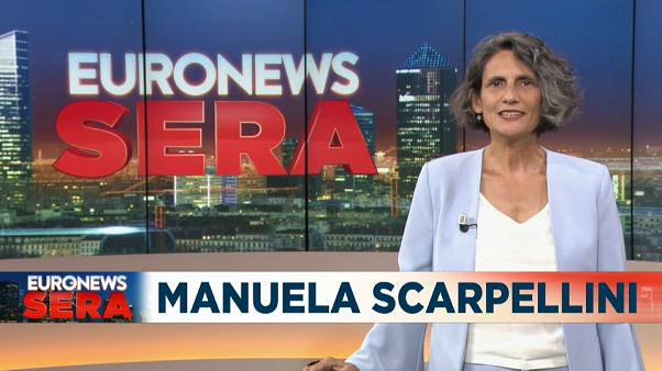 Euronews Sera | TG europeo, edizione di lunedì 24 giugno 2019
