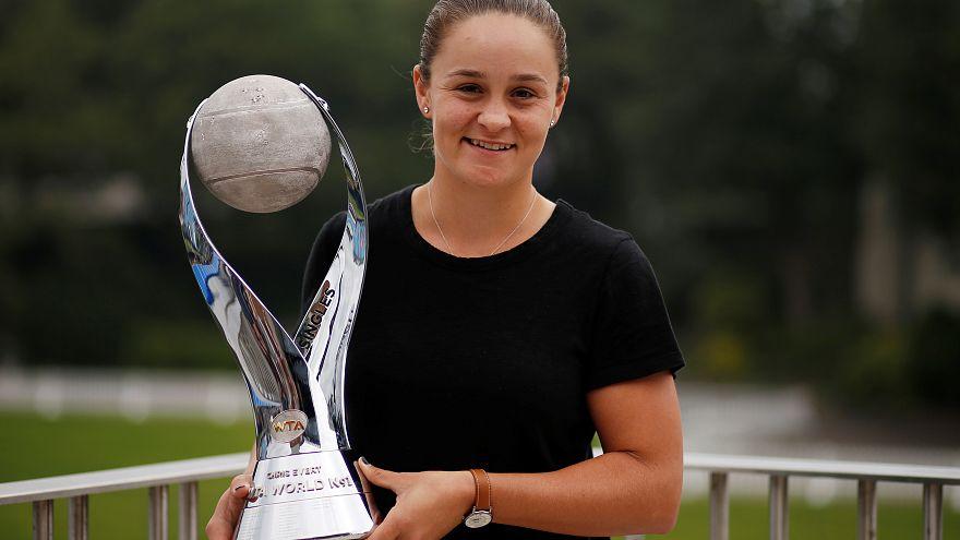Tennis: Ashleigh Barty, la nuova numero 1