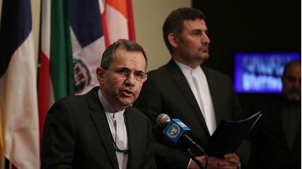 نماینده ایران در سازمان ملل: فضای گفتگو میان ایران و آمریکا فراهم نیست