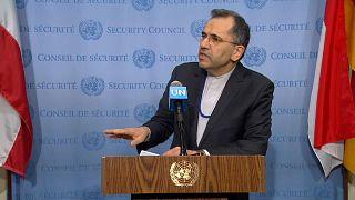 """Тегеран: """"Новые санкции закрывают канал дипломатии"""""""