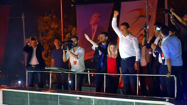 AKP desvaloriza derrota em Istambul