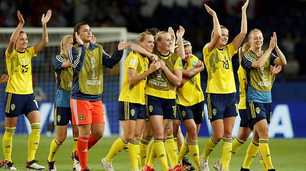 US and Sweden head to the quarter-finals