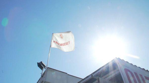 شفاخانه «امرجنسی» کابل شبی ۱۰ تا ۲۰ زخمی پذیرش میکند