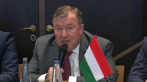 Bemutatkozott az orosz hátterű nemzetközi bank Budapesten