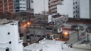 Mafya lideri Rocco Morabito'nun kaçtığı cezaevinin çatısı