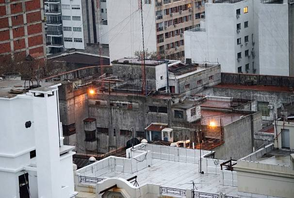 صورة للسجن الذي كان محتجزا فيه روكو مورابيتو في الأوروغواي