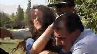 حادثه ضرب و شتم در تهرانپارس؛ دختر نوجوان همچنان در بازداشت است