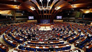 Europarat: Ukraine protestiert gegen Stimmrecht für Russland